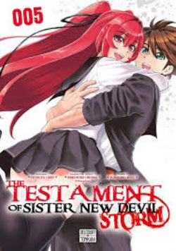 TESTAMENT OF SISTER NEW DEVIL, THE -  STORM 05