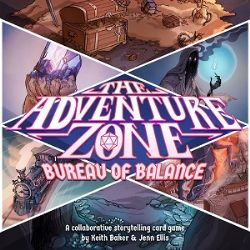 THE ADVENTURE ZONE -  BUREAU OF BALANCE (ANGLAIS)