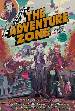 THE ADVENTURE ZONE -  PETALS TO THE METAL 03
