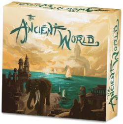 THE ANCIENT WORLD (ANGLAIS) -  2E ÉDITION