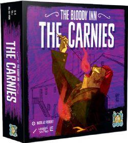 THE BLOODY INN -  THE BLOODY INN - THE CARNES (ANGLAIS)