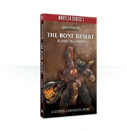 THE BONE DESERT (ANGLAIS)