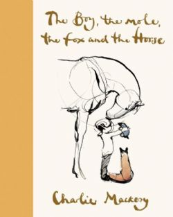 THE BOY, THE MOLE, THE FOX AND THE HORSE DELUXE (YELLOW) EDITION HC