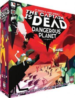 THE CAPTAIN IS DEAD -  DANGEROUS PLANET (ANGLAIS)
