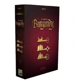 THE CASTLES OF BURGUNDY -  JEU DE BASE - 20E ANNIVERSAIRE (MULTILINGUE)