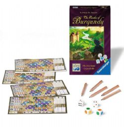 THE CASTLES OF BURGUNDY : THE DICE GAME (MULTILINGUE)