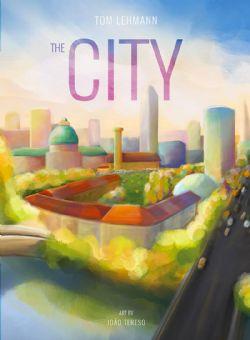 THE CITY -  JEU DE BASE (ANGLAIS)