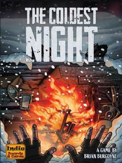 THE COLDEST NIGHT -  JEU DE BASE (ANGLAIS)
