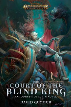 THE COURT OF THE BLIND KING (ANGLAIS)