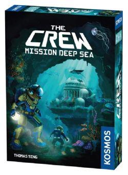 THE CREW -  MISSION DEEP SEA (ANGLAIS)