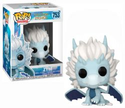 THE DRAGON PRINCE -  FIGURINES POP! EN VINYLE DE AZYMONDIAS (ZYM) (10 CM) 753