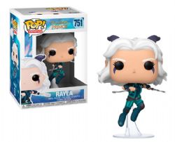 THE DRAGON PRINCE -  FIGURINES POP! EN VINYLE DE RAYLA (10 CM) 751