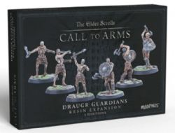 THE ELDER SCROLLS: CALL TO ARMS -  GARDIENS DRAUGR RESIN EXPANSION