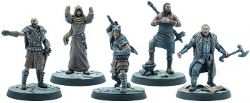 THE ELDER SCROLLS: CALL TO ARMS -  STORMCLOAK CHIEFTAINS RESIN EXPANSION