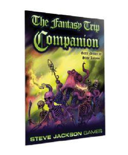 THE FANTASY TRIP -  COMPANION (ANGLAIS)