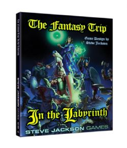 THE FANTASY TRIP -  IN THE LABYRINTH (ANGLAIS)