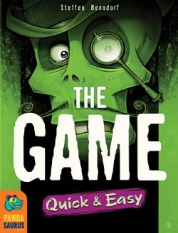 THE GAME -  QUICK AND EASY (ANGLAIS)