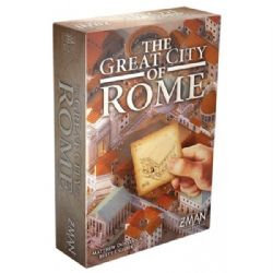 THE GREAT CITY OF ROME (ANGLAIS)