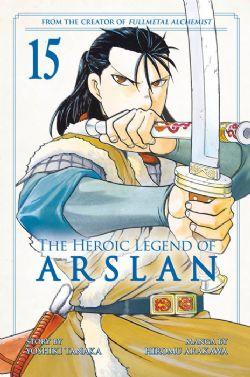 THE HEROIC LEGEND OF ARSLAN -  (V.A.) 15