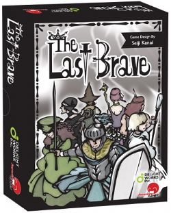 THE LAST BRAVE (ANGLAIS)