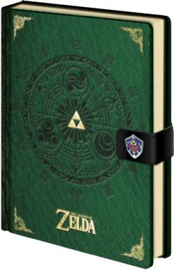 THE LEGEND OF ZELDA -  CARNET DE NOTES PREMIUM