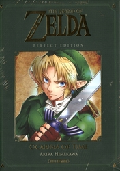 THE LEGEND OF ZELDA -  PERFECT EDITION (V.F.) -  OCARINA OF TIME