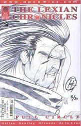 THE LEXIAN CHRONICLES -  COMIC SIGNE PAR HARRY GALLAN - #1 2005 (30 EX)