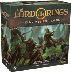 THE LORD OF THE RINGS : JOURNEYS IN MIDDLE-EARTH -  JEU DE BASE (ANGLAIS)