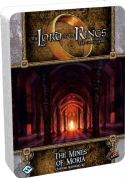 THE LORD OF THE RINGS : THE CARD GAME -  THE MINES OF MORIA (ANGLAIS) -  STANDALONE SCENARIOS
