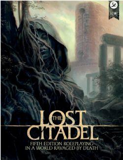 THE LOST CITADEL -  LIVRE DE BASE (ANGLAIS) 5E