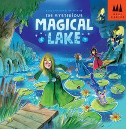 THE MYSTERIOUS MAGICAL LAKE (ANGLAIS)