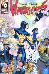 THE NEW WARRIORS -  COMIC SIGNE PAR STEVE SCOTT - #0 1999 (??? EXP)