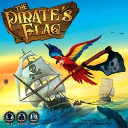 THE PIRATE'S FLAG (ANGLAIS)
