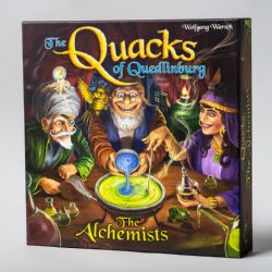 THE QUACKS OF QUEDLINBURG -  THE ALCHEMISTS (ANGLAIS)