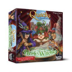 THE QUACKS OF QUEDLINBURG -  THE HERB WITCHES (ANGLAIS)