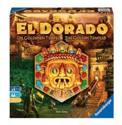 THE QUEST FOR EL DORADO -  THE GOLDEN TEMPLES (ANGLAIS)