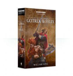 THE SECOND OMNMIBUS -  GOTREK & FELIX (ANGLAIS) -  WARHAMMER CHRONICLES