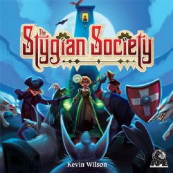 THE STYGIAN SOCIETY -  JEU DE BASE (ANGLAIS)