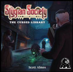 THE STYGIAN SOCIETY -  THE CURSED LIBRARY (ANGLAIS)