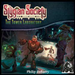 THE STYGIAN SOCIETY -  THE TOWER LABORATORY (ANGLAIS)
