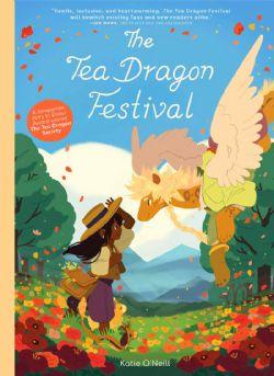 THE TEA DRAGON -  THE TEA DRAGON FESTIVAL HC