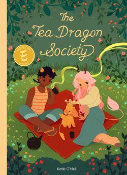 THE TEA DRAGON -  THE TEA DRAGON SOCIETY TP