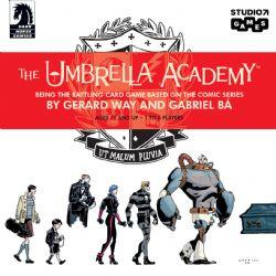 THE UMBRELLA ACADEMY (ANGLAIS)