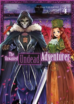 THE UNWANTED UNDEAD ADVENTURER -  (V.F.) 04