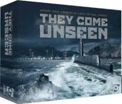 THEY COME UNSEEN (ANGLAIS)