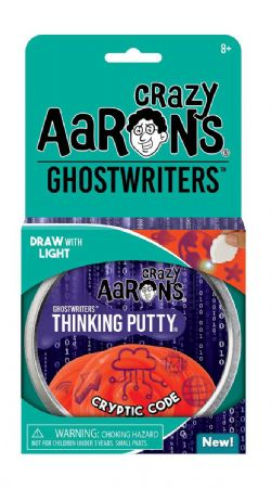 THINKING PUTTY -  CRYPTIC CODE -  GHOSTWRITERS