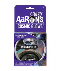 THINKING PUTTY -  STAR DUST -  COSMIC GLOWS