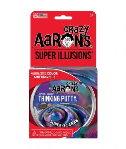 THINKING PUTTY -  SUPER SCARAB -  SUPER ILLUSIONS
