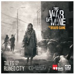 THIS WAR OF MINE -  TALES FROM THE RUINED CITY (ANGLAIS)