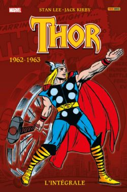 THOR -  INTÉGRALE 1962-1963 (EDITION 2021)
